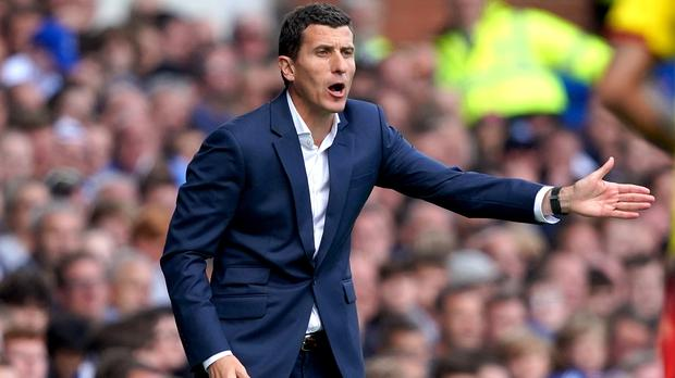 The pressure is building on Watford manager Javi Gracia (Ian Hodgson/PA).