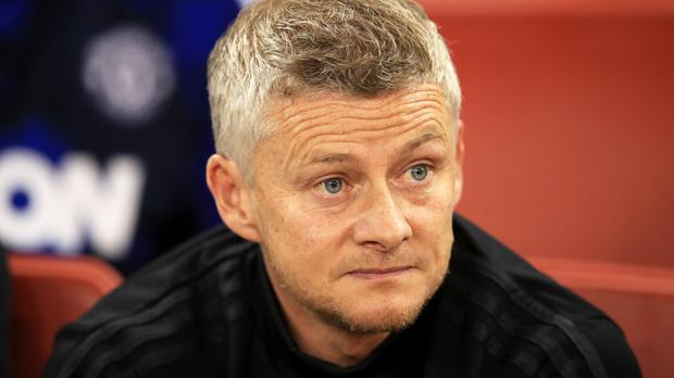 Ole Gunnar Solskjaer was left to rue dropped points for the second time in a week (Adam Davy/PA)