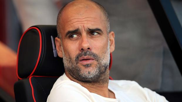 Pep Guardiola will be pleased with Manchester City's Champions League group