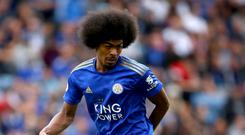Newcastle head coach Steve Bruce has urged Leicester's Hamza Choudhury to learn from the challenge which left Matt Ritchie facing two months on the sidelines (Tim Goode/PA)