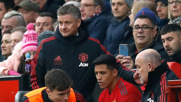 Manchester United's Alexis Sanchez needed to leave the club, says boss Ole Gunnar Solksjaer (Martin Rickett/PA)