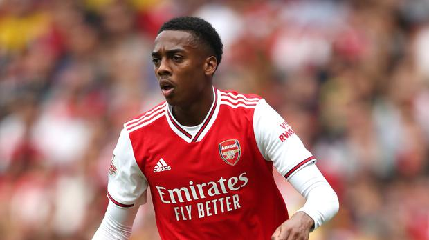 Arsenal's Joe Willock has committed his future to the club (Nick Potts/PA)