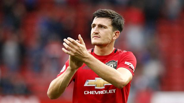 Harry Maguire has made a solid start to life at Manchester United (Martin Rickett/PA)