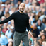 Pep Guardiola. Photo: Martin Rickett/PA
