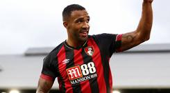 Could Bournemouth's Callum Wilson be heading to Manchester United? (John Walton/PA)