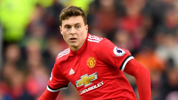 Victor Lindelof has signed a new deal with Manchester United (Anthony Devlin/PA)