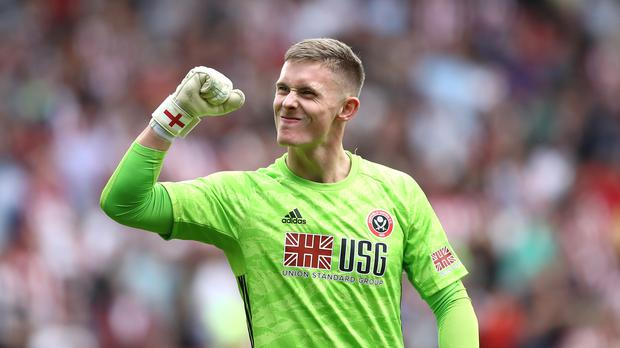 Dean Henderson is one of the best young goalkeepers in the country (Tim Goode/PA)