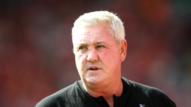 Newcastle head coach Steve Bruce is in the dark over fresh takeover speculation (Nigel French/PA)