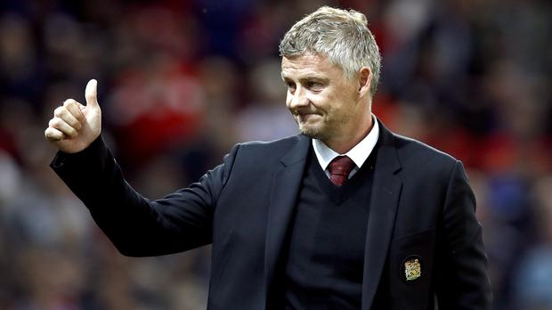 Solskjaer tells Man Utd chiefs they must buy striker in January