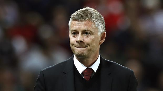 Manchester United looking to sign new striker - Solskjaer