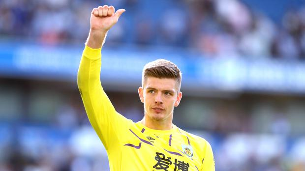 Nick Pope is in the England squad for the trips to the Czech Republic and Bulgaria later this month (Gareth Fuller/PA)
