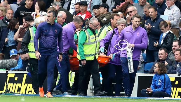 Injured Spurs captain Lloris ruled out for rest of 2019