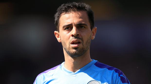 Manchester City's Bernardo Silva has been given longer to respond to an FA misconduct charge (Adam Davy/PA).