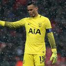 Michel Vorm is back at Tottenham (Nick Potts/PA)