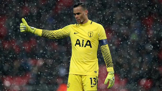 Vorm Returns To Tottenham Over Lloris Absence