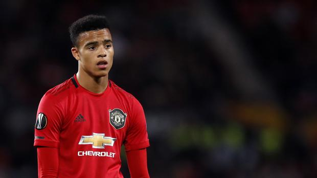 Teenager Mason Greenwood pens new contract with Manchester United