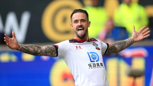 Southampton's Danny Ings opened the scoring at Molineux (Mike Egerton/PA)