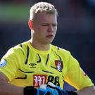 Aaron Ramsdale has signed a new long-term contract at Bournemouth (Adam Davy/PA)