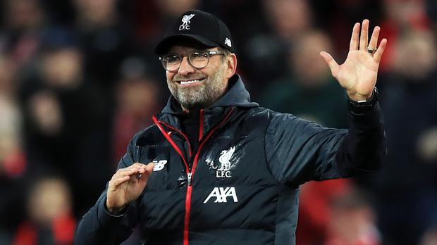Jurgen Klopp says there's 'too much football' for English clubs