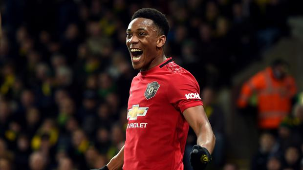 Ole Gunnar Solskjær feels Anthony Martial's revival 'reflects our new mood'