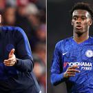Callum Hudson-Odoi was easily convinced by Frank Lampard to stay with Chelsea (John Walton/PA)