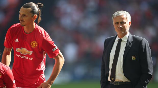 Jose Mourinho: Zlatan Ibrahimovic will not join Tottenham