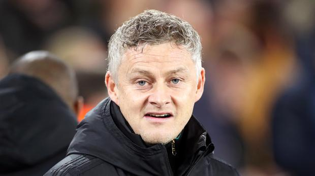 Manchester United manager Ole Gunnar Solskjaer took the positives from the draw at Sheffield United (PA)