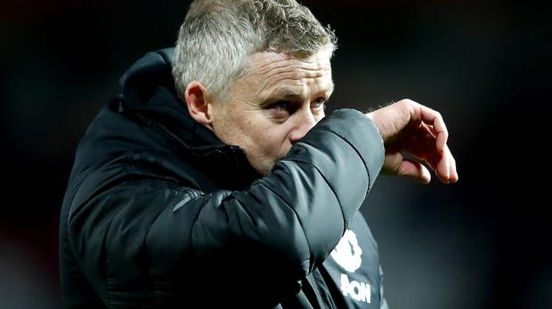 Ole Gunnar Solskjaer wants to see consistency in his team's performances (Martin RIckett/PA)