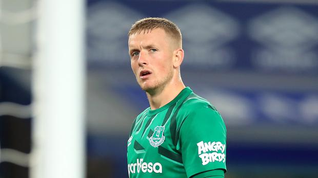 Pickford aims to right his derby wrong - Independent ie