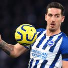 Lewis Dunk believes Brighton executed their gameplan at Arsenal (Anthony Devlin/PA)