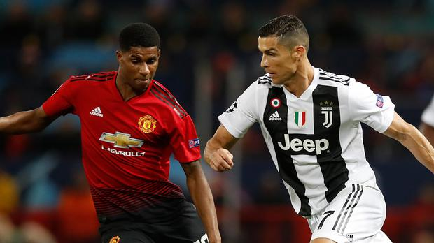 Man United's Rashford on Ronaldo comparison: It's a compliment