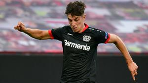 Chelsea appear on the brink of signing Kai Havertz from Bayer Laverkusen (Sascha Schuermann/PA)