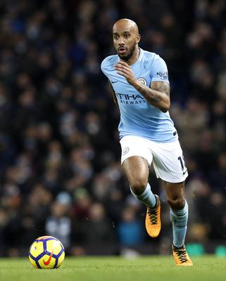 Manchester City have an injury concern over Fabian Delph