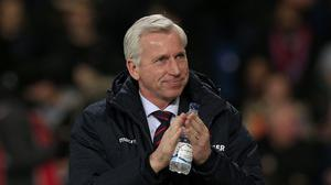 Alan Pardew has urged the Football Association not to be influenced by television pundits