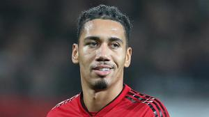 Chris Smalling is currently impressing on loan at Roma (Martin Rickett/PA)