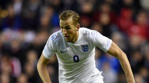 Kane has been tipped for a senior call-up after an impressive run of form for Tottenham