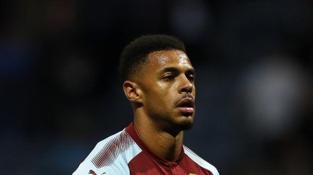 Striker Andre Gray has joined Watford from Burnley in a club-record transfer
