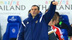 Gus Poyet is looking forward to the visit of Chelsea