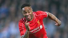 Liverpool's Raheem Sterling has been linked with a move away from the club