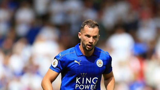 Danny Drinkwater forced his way into the England squad last season and has won three caps.