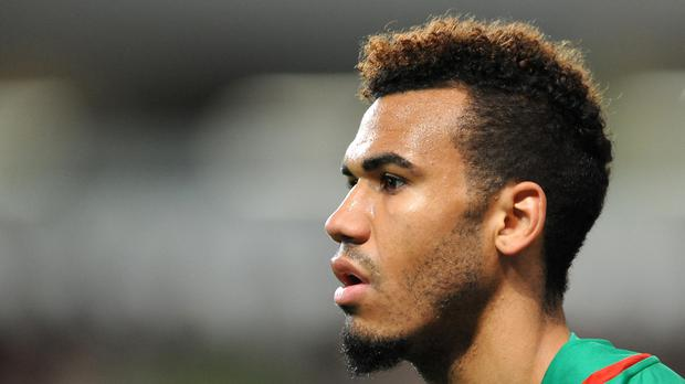 Eric Maxim Choupo-Moting has joined Stoke until 2020