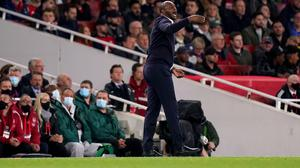 Patrick Vieira's Palace conceded a late equaliser (Adam Davy/PA)