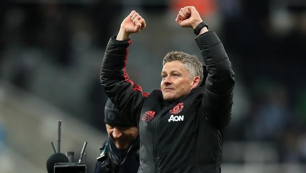 Ole Gunnar Solskjaer is making a strong case to be given the Manchester United manager's job full-time (Owen Humphreys/PA)