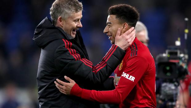Ole Gunnar Solskjaer has been enjoying his time back at Old Trafford (Nick Potts/PA)