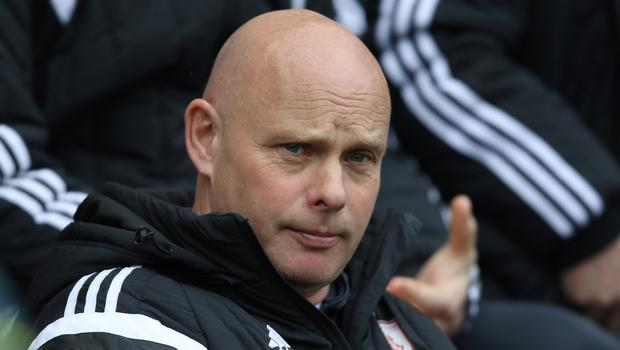 Interim head coach Steve Agnew is confident he can keep Middlesbrough in the Premier League