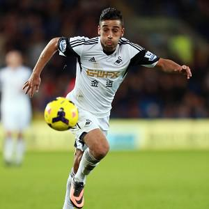 Neil Taylor could make a last-minute move away from Swansea