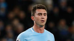 Record signing Aymeric Laporte made an immediate debut for Manchester City