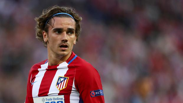Antoine Griezmann has pledged his commitment to Atletico Madrid