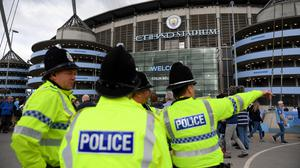 Greater Manchester Police have charged a man with racist behaviour (Anthony Devlin/PA)