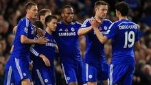Jose Mourinho's Chelsea won but were far from convincing